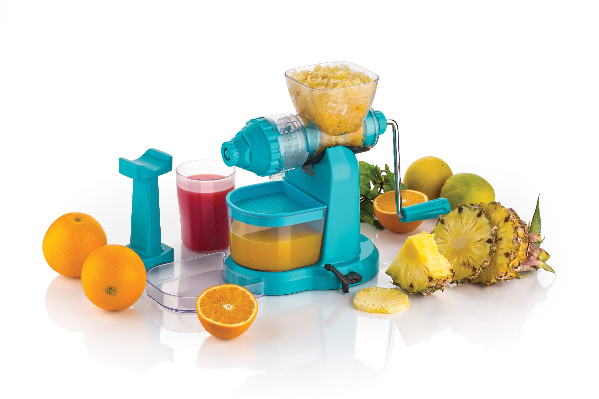 DK-836 Bella Fruit & Vegetable Juicer