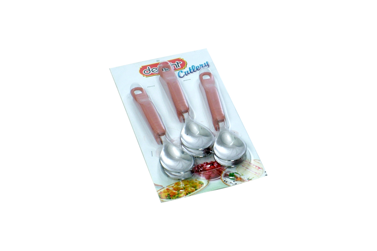 DK-251 Regular Small Spoon 6 pcs Set