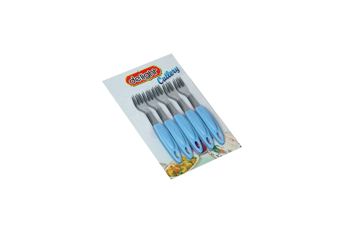 DK-254 Regular Fruit Fork 10 pcs Set