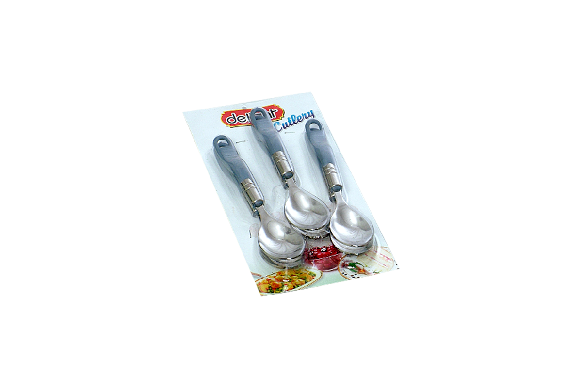 DK-272 Deluxe Big Spoon 6 pcs Set