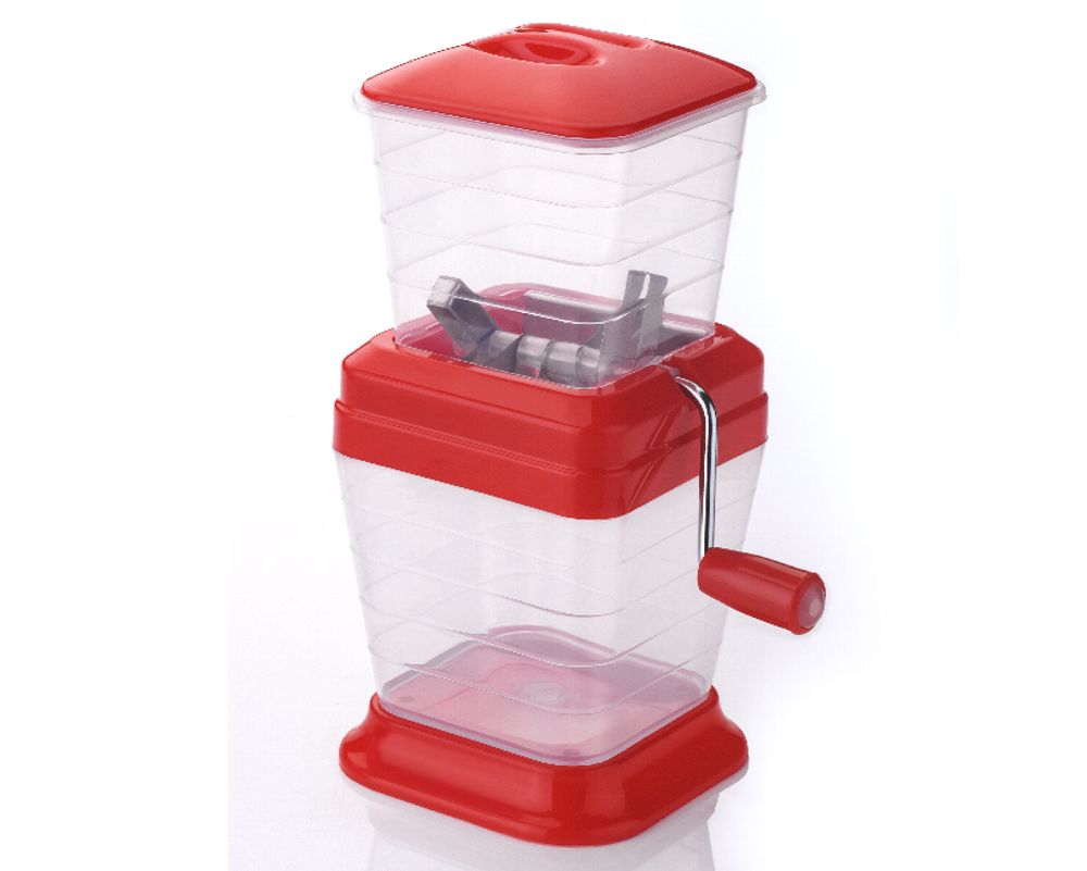 DK-452 Deluxe Onion n Vegetable Chopper (Steel Jali)
