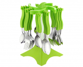 DK-220 Swastic Cutlery Set