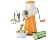 DK-850 Rotary Grater & Slicer