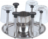 DK-915 Glass & Spoon Stand Wonder