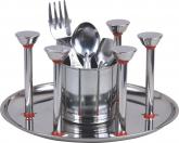 DK-916 Glass & Spoon Stand Legend